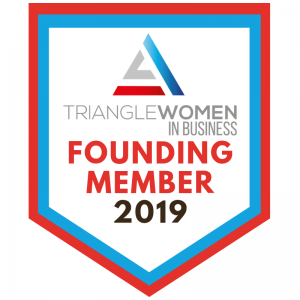 Triangle Women in Business Logo